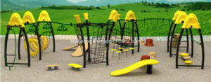 Outdoor Playground Physical Exercise Combination Enterntament for Children Mode11