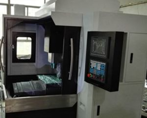 CNC Engraving Machine Double Carved Glass Touch Screen Machine pictures & photos