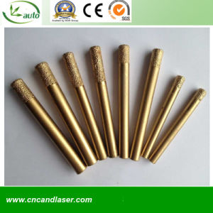 Brazing Diamond Cutting Tool for Granite pictures & photos