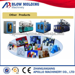 Famous 55 Gallon Plastic Drum Blow Moulding Machine pictures & photos