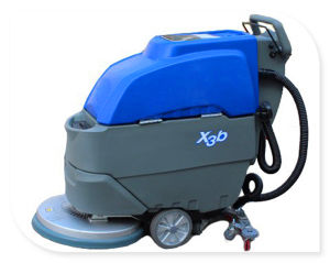 Battery Powered Electric Floor Scrubber pictures & photos