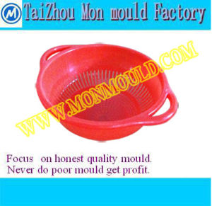Plastic Tableware Injection Mold for Colander pictures & photos