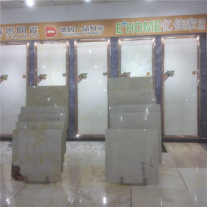 China Building Materials Interior Full Polished Glazed Porcelain Tile pictures & photos