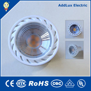 Creative Similar COB Chip Gu5.3 5W Warm White LED Spotlight pictures & photos