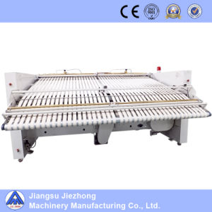 Curtain Folding Machine, Laundry Equipment Industrial Laundry Sheets Folder pictures & photos