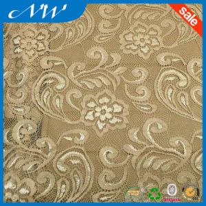 Factory Price Latest Designs Hot Selling Fashion Iridescent Lace Fabric pictures & photos