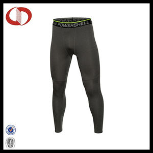 Man Seamless Blank Running Workout Fitness Tight Pants pictures & photos