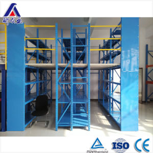Factory Sale Customized Steel Q235 Mezzanine Rack pictures & photos