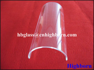 Heat Resistance Clear Arc Fused Quartz Glass Sheet pictures & photos