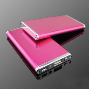 Metal USB Power Bank 4000mAh with Ce, RoHS, FCC Certificate pictures & photos