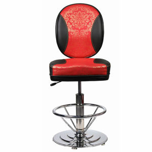 New Models Poker Casino Gambling Chair with Round Base (FS-G8018) pictures & photos