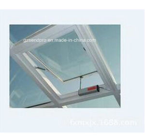 Automatic Top Hinged Roof Laminated Glass Window