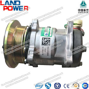 HOWO Truck Air Conditioner Compressor Wg1500139006 pictures & photos