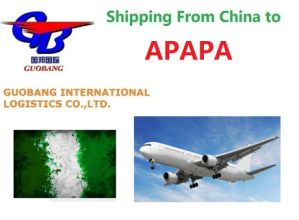 Air Shipping Services From China to Apapa