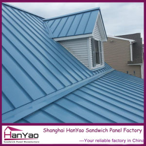 Customized House Corrugated Color Metal Steel Roof Tiles pictures & photos