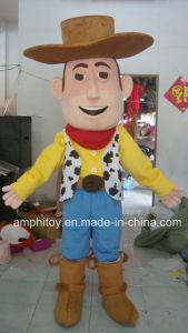 Toy-Mascot Costume Buzz Lightyear Woody Cowboy