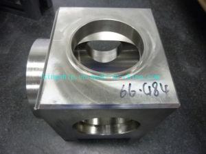 Aluminium CNC Machining for 6061-T6/5083/2017 Material pictures & photos