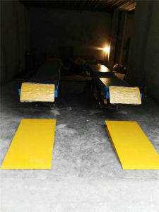140mm on Ground 4.5t Alignment Lift pictures & photos