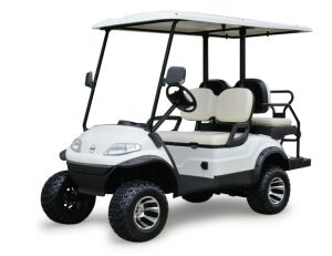 4 Passengers Folded Seats Golf Cart (LT-A627.2+2G) pictures & photos
