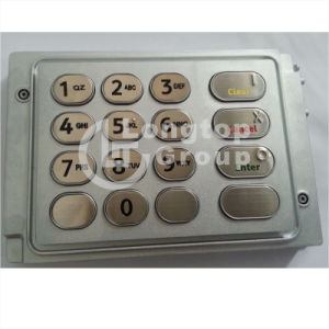 NCR ATM Parts 66xx EPP U-EPP Keyboard with English Version pictures & photos