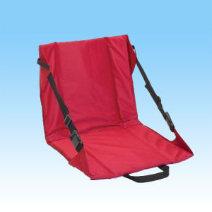 Two Colors Polyester Portable Sports Game Seat Cushions pictures & photos