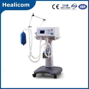 Hv-800A Hospital Ventilator Machine with Ce Certificate pictures & photos