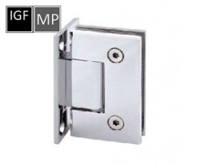 Brass or Stainless Steel Glass Shower Hinge (SH-201-90) pictures & photos
