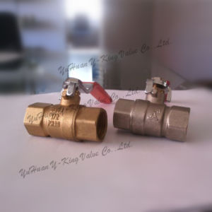 Forged Brass Water Ball Valve (YD-1021) pictures & photos