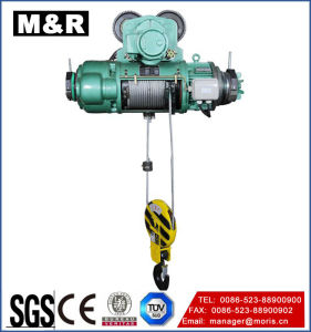 China 10 Ton Wire Rope Hoist for M&R - China Wire Rope Hoist, Hoist