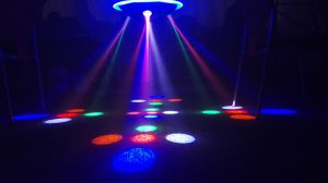 New Design Disco Light UFO for Stage Lighting pictures & photos