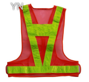 High Visibility Safety Vest -Y8801 pictures & photos
