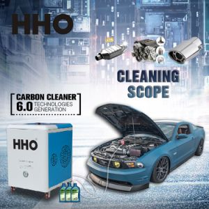 Hho Gas Portable Generator for Auto Carbon Cleaning pictures & photos