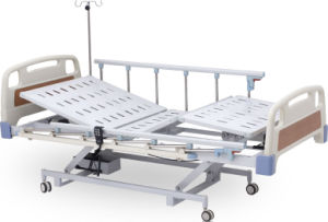 Electric Three-Function Hospital Bed pictures & photos