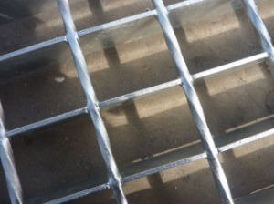 Press Lock Steel Grating for Platform Stair Walkway Mesh Grill pictures & photos
