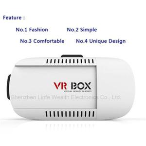 "Factory Price Vr Box 1.0 Version Vr Glasses Google Cardboard for 3.5"" - 6.0"" Smart Phone 3D Video 3D Games Vr Glasses"
