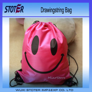 2015 Hot Selling Non Woven Small Drawstring Bag