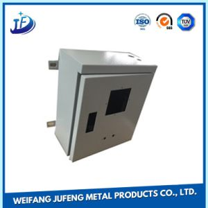 OEM Sheet Metal Steel Stamping Filling Handles Shelf Support Fabrication Parts pictures & photos
