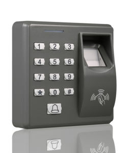M-F100 Biometric Security System Door Access Control Machine