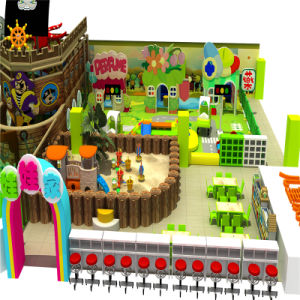 Forest Theme Park Kids Play Centers for Sale pictures & photos