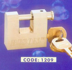 Brass Padlock (1209) pictures & photos