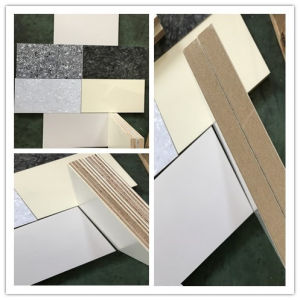 Laminate MDF Board with Acrylic Sheet Surface pictures & photos