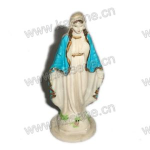 Gold / Silver Religious Juses Metal Standing Crucifix, Church / Home Decoration Catholic Statue pictures & photos