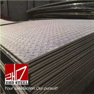 Hot Rolled Checked Plate pictures & photos