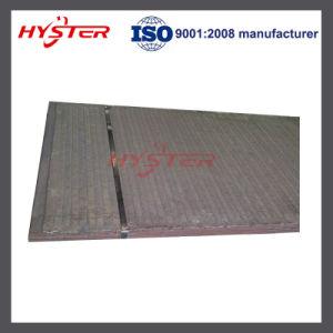 Bimetallic Chromium Carbide Overlay Welding Wear Plate pictures & photos