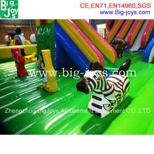 Newest Giant Inflatable Bouncer Slide, Outdoor Inflatable Product (BJ-B02) pictures & photos