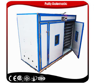Ce Approved Automatic Commercial Chicken Egg Hatchery Digital Incubator pictures & photos
