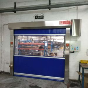 Fast Action Rolling Door (HF-1118) pictures & photos
