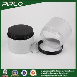 150g Frosted Surface Plastic Cream Jar with Aluminum Screw Cap Plastic Hair Conditioner Mask Jar Plastic Skin Care Cream Jars pictures & photos