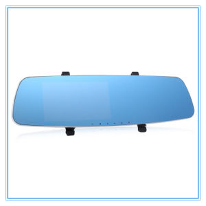 5.0 Inch Dual Camera Lens Car DVR pictures & photos