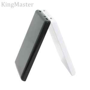 Kingmaster Ultra-Thin Metal Power Bank Concise Style 2000mAh External Charger pictures & photos